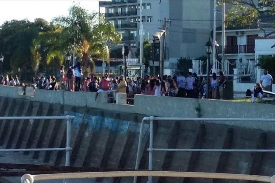 Denuncian en Goya hisopados a adolescentes que no estuvieron en el UPD