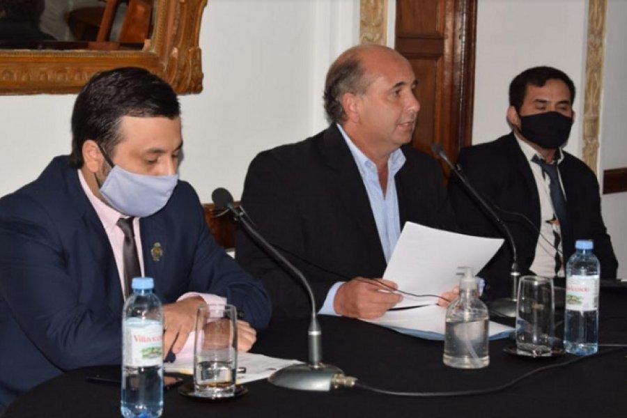 Tribunal de Cuentas y Concejo Deliberante aprobaron las ejecuciones presupuestarias de la administración de Diego Caram