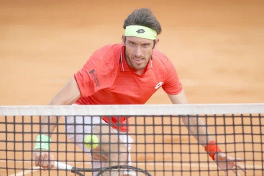 Mayer juega un torneo ATP 250 luego de casi dos años