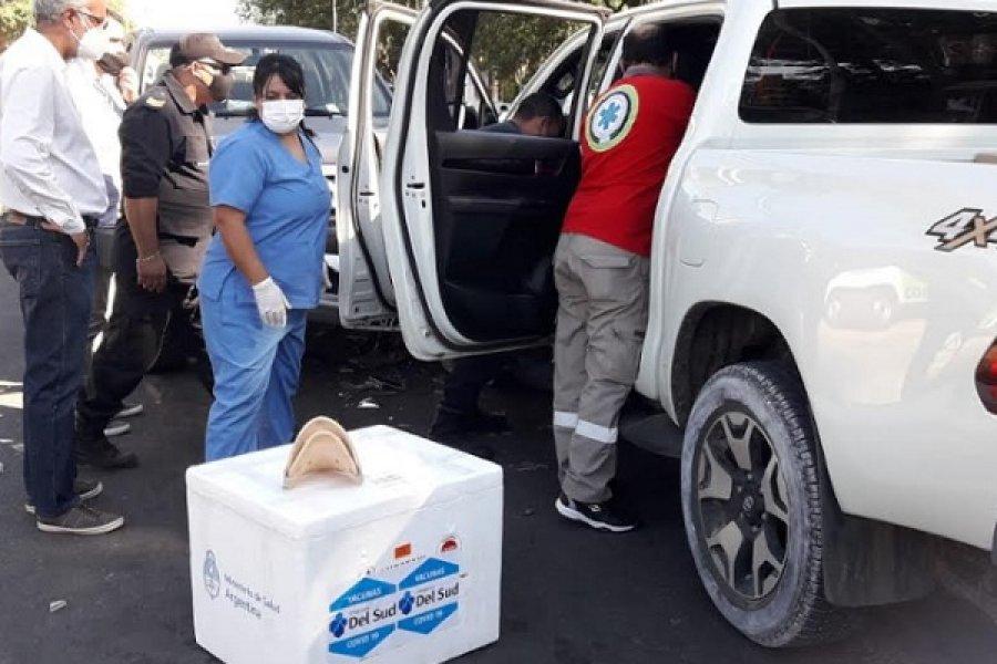 Accidente del Ministro de Salud: Por qué llevaba vacunas sin protocolo ni logística sanitaria