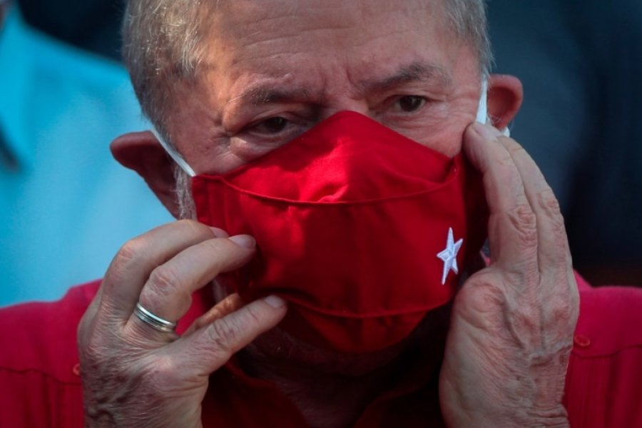 Anulan todas las causas contra Lula Da Silva