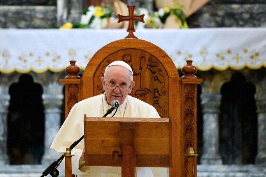 Lo que no viste de la visita del Papa Francisco a Irak
