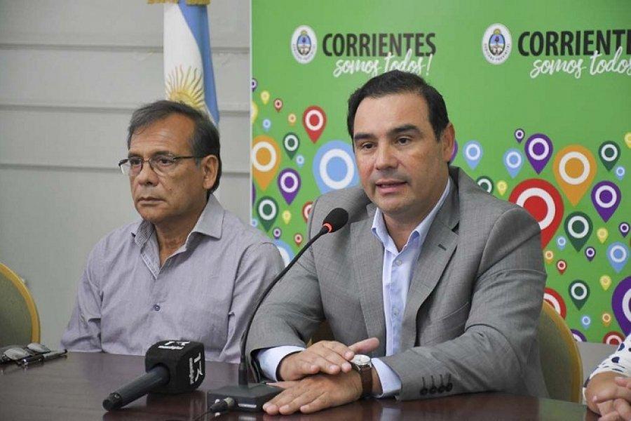 Gobernador sobre Ministro de Salud: No vamos a echarlo