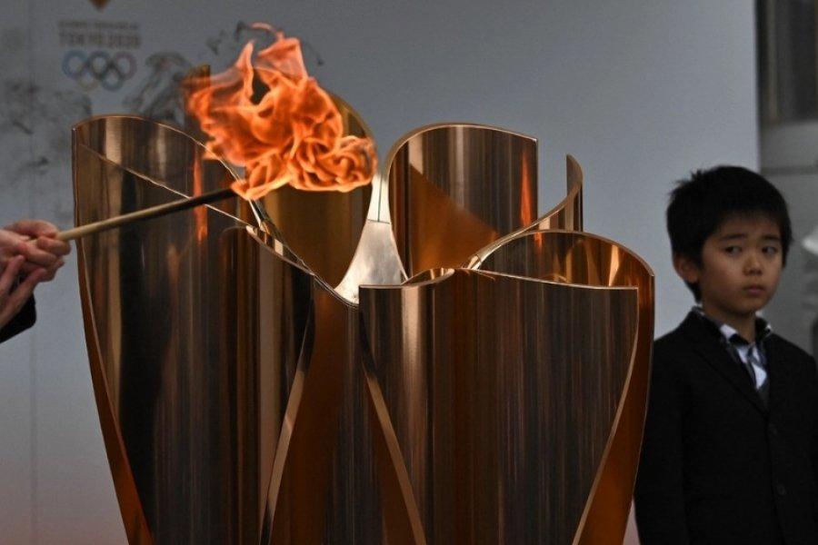 Juegos de Tokio: la salida de la llama olímpica será sin público