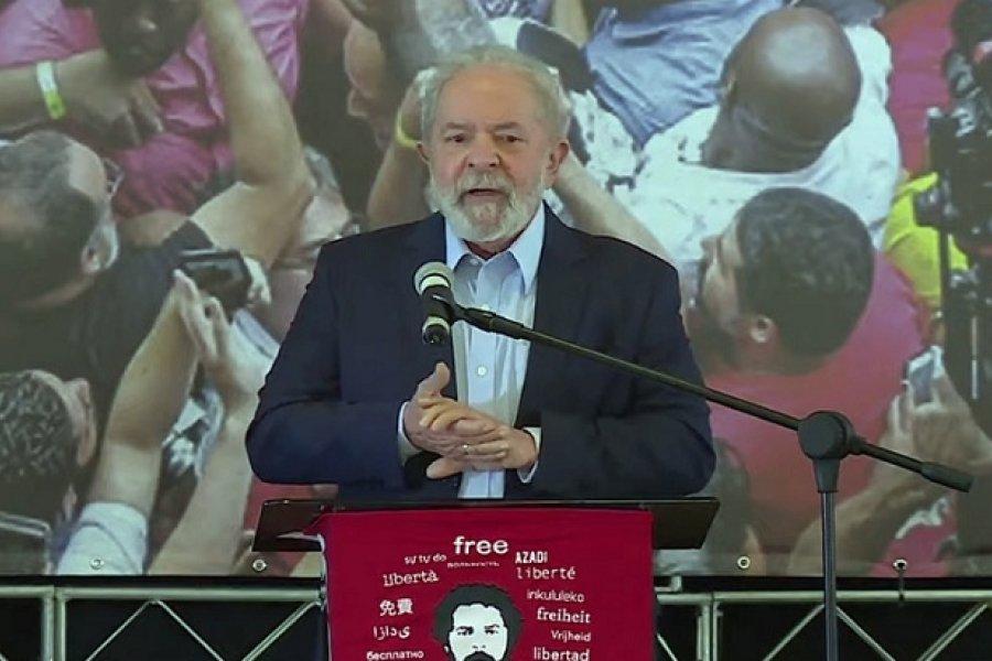 Lula: El día de la verdad ha llegado