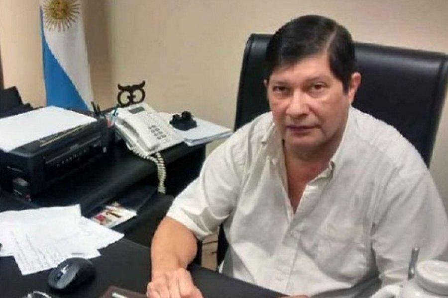 Falleció el ex intendente de Paso de la Patria Armando Bordón