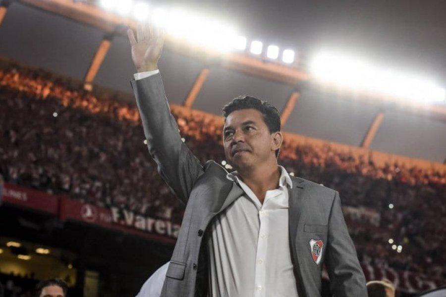 Gallardo, elegido el mejor entrenador de América por tercer año consecutivo