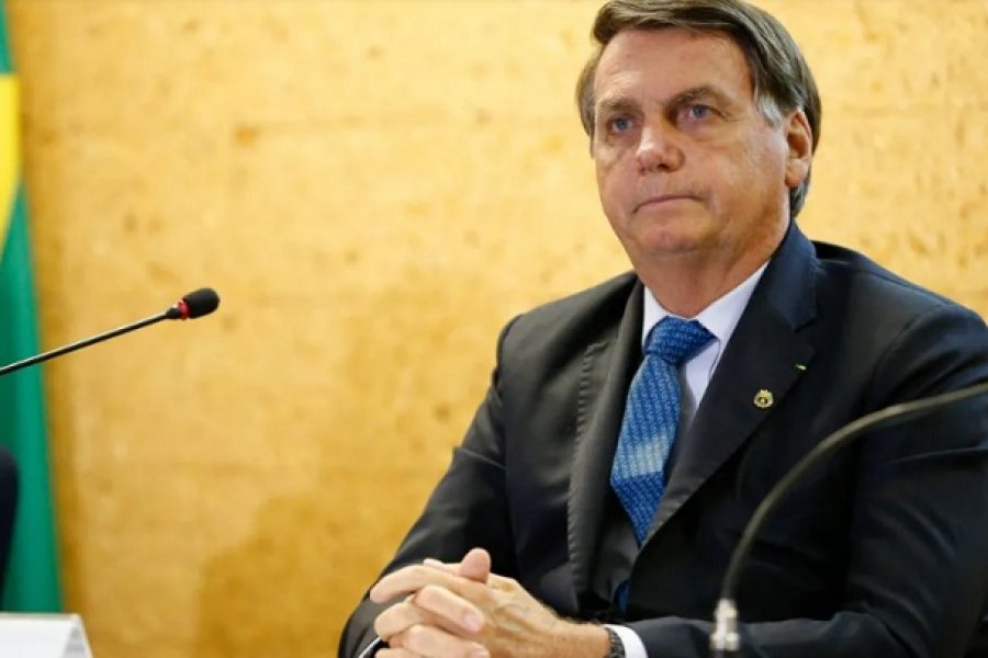 Bolsonaro considera que su gestión de la pandemia en Brasil fue un ejemplo para el mundo