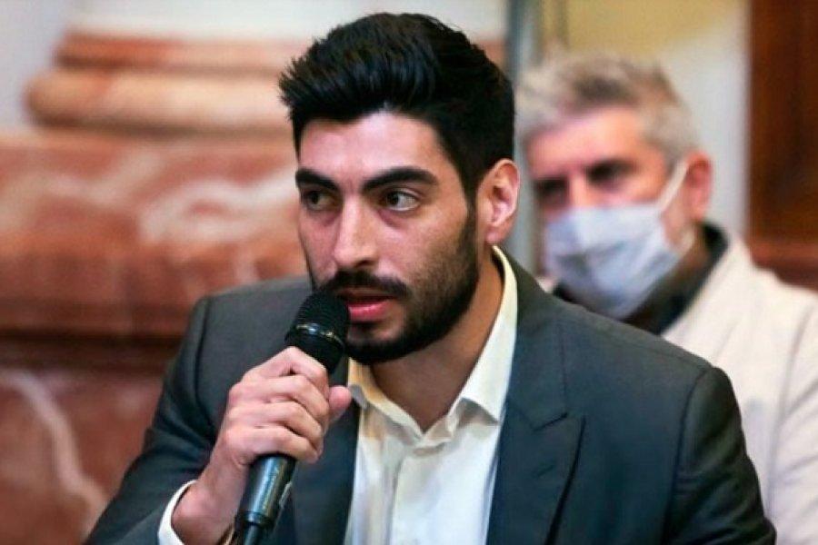 Facundo Moyano volvió a pedir disculpas: No soy antivacuna