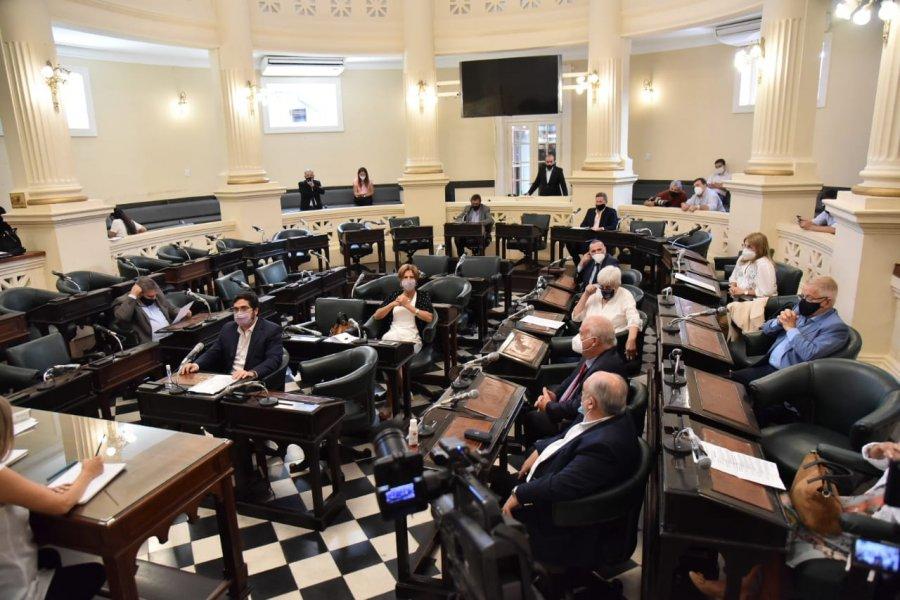 El Senado dio media sanción al proyecto de municipalización de Derqui