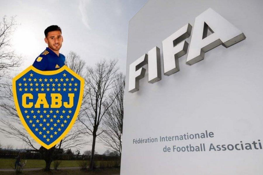 Pedido formal de Boca ante FIFA: el reemplazo de Salvio podría llegar del exterior
