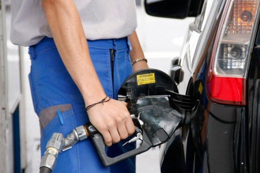 El aumento de combustibles estaría entre el 3 y 5 por ciento