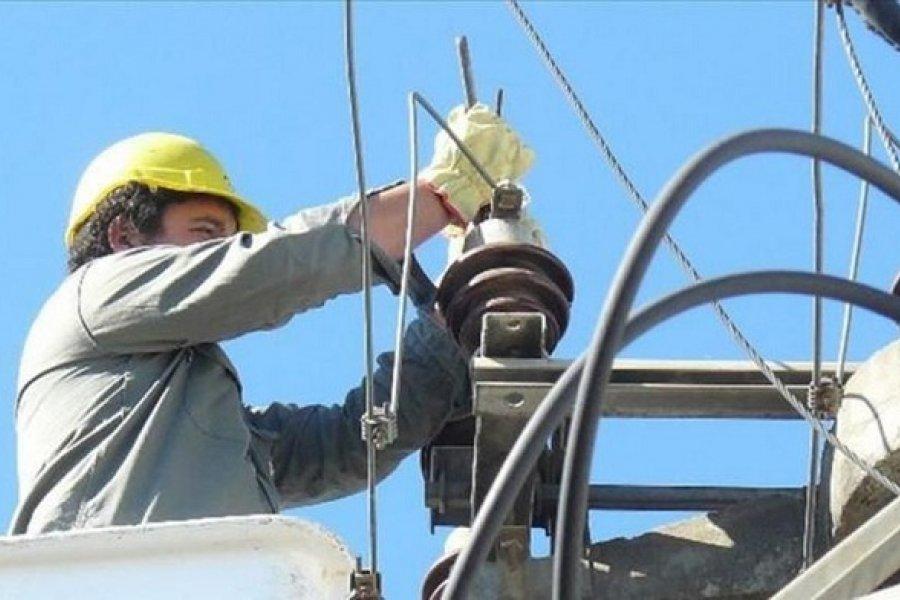 Este jueves habrá cortes de energía en Esquina y La Cruz