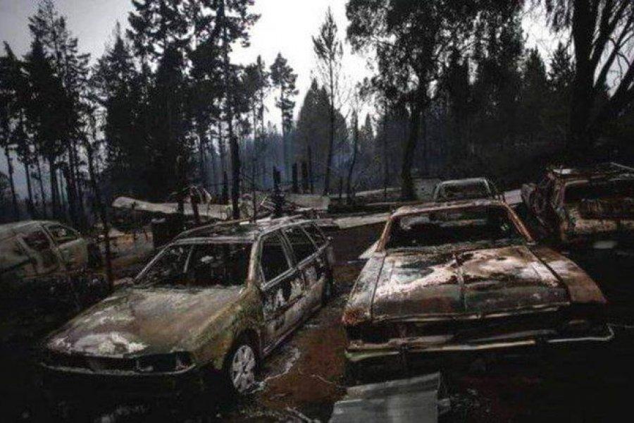 Alberto Fernández viaja a Chubut por los incendios forestales