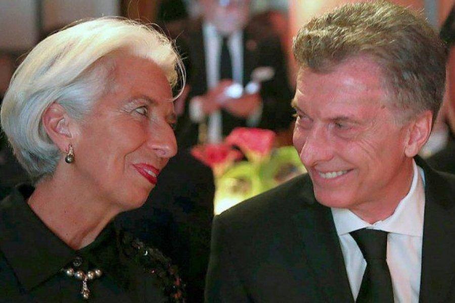 Gobierno presentó la denuncia penal contra Macri por el acuerdo con el FMI