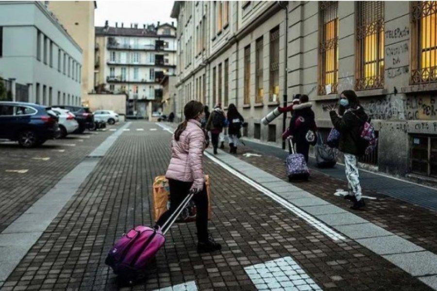Italia vuelve al confinamiento ante la tercera ola de coronavirus