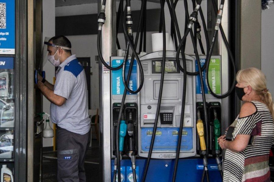 YPF anunció aumentos escalonados pero con techo del 15%