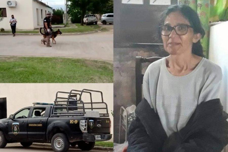 Goya: La policía intensifica la búsqueda de Matilde Espínola
