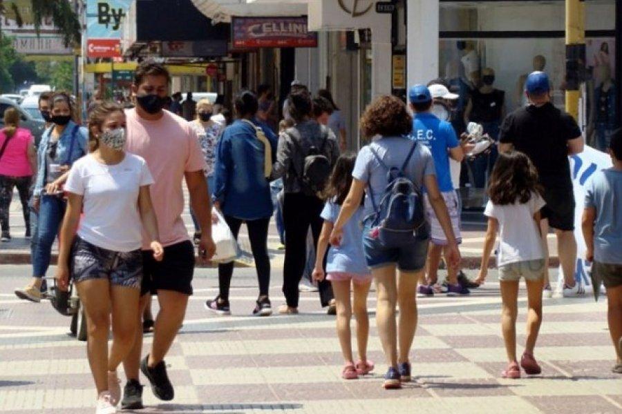 En Chaco ya no es obligatorio el uso de barbijo al aire libre