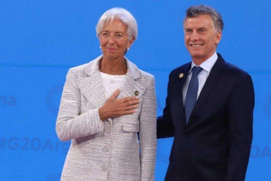 """Oficina Anticorrupción pidió """"profundizar la investigación"""" sobre la deuda de Macri con FMI"""