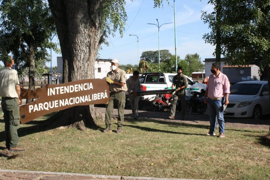 La intendencia del Parque Nacional Iberá ya tiene su sede en Mercedes