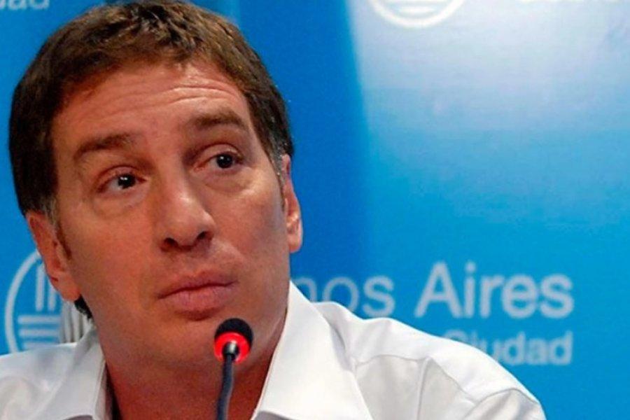 El hijo de Diego Santilli contrajo coronavirus en Cancún