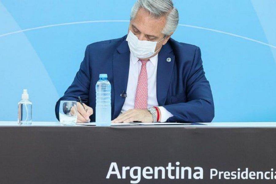 Fernández inaugurará 30 obras en todo el país y recibirá el primer vuelo tras la reapertura de aeroparque