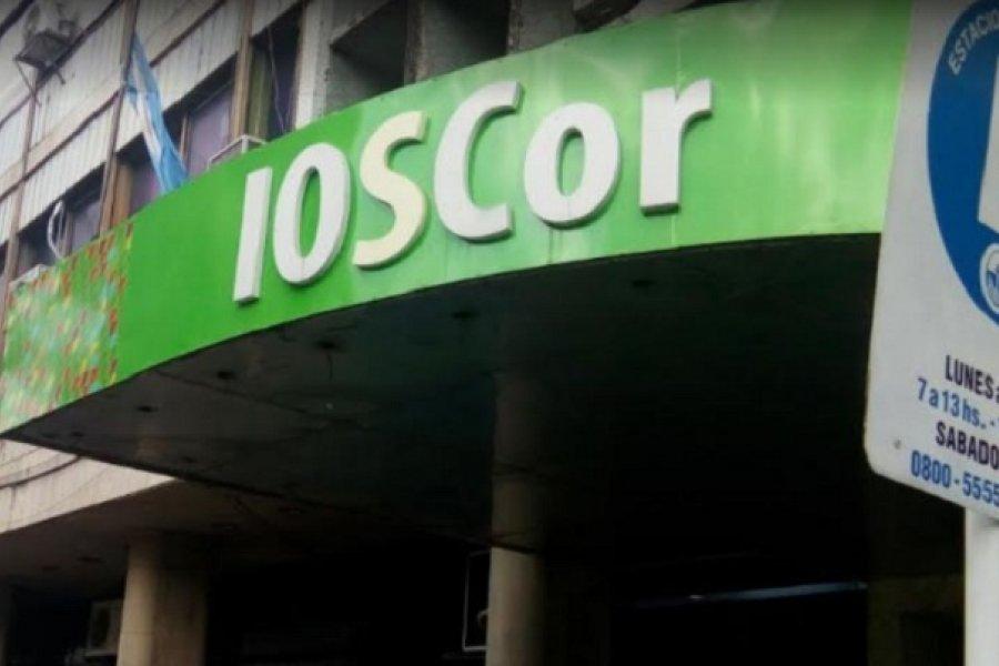 IOSCOR: Bioquímicos renovaron reclamo por deuda superior a $20 millones