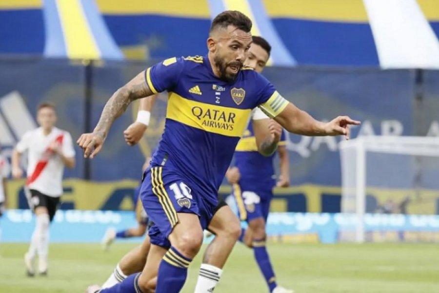 Carlos Tevez tras el Superclásico: Lo vi nervioso a River