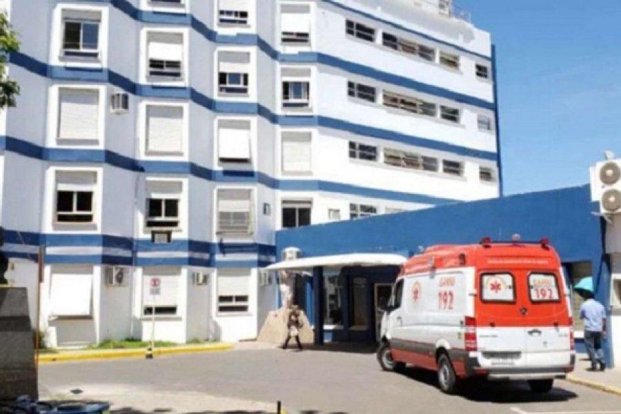 Brasil: Uruguaiana entró en un virtual colapso sanitario