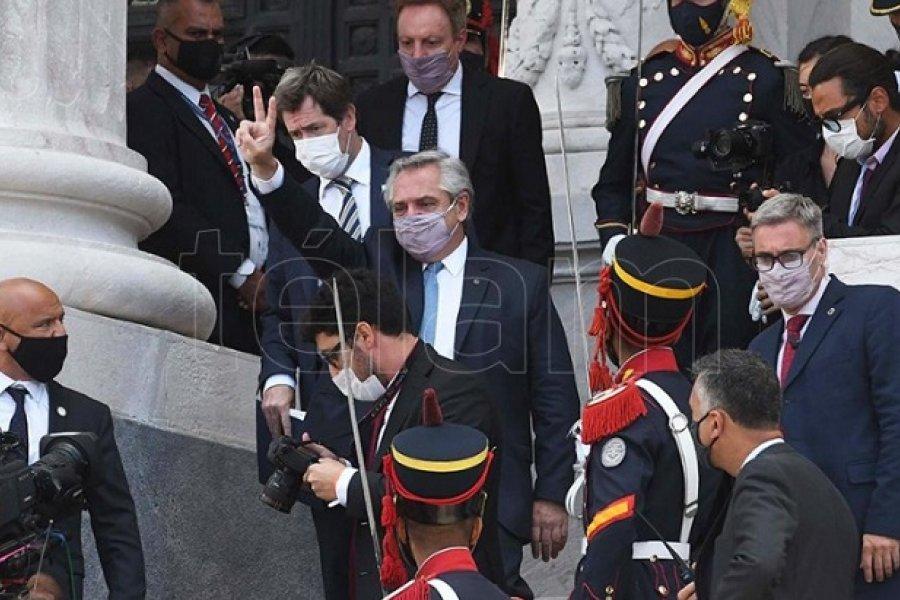 Alberto Fernández y Máximo Kirchner, a un paso de conducir el PJ en Nación y Provincia