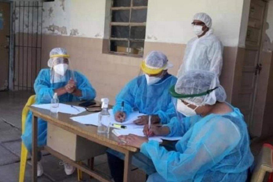 Coronavirus: Admiten curva ascendente de contagios para este mes en Corrientes