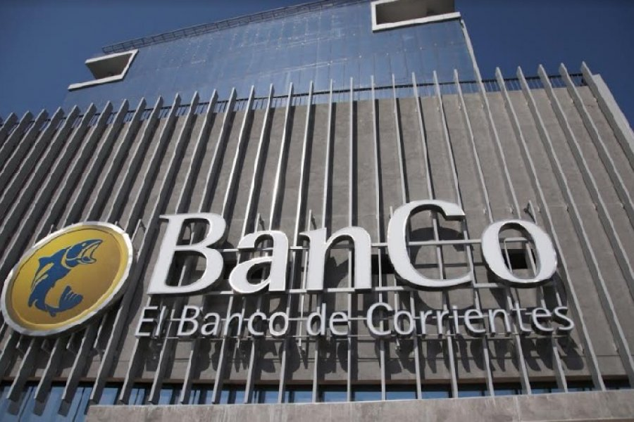 Tres positivos Covid en flamante edificio del Banco de Corrientes