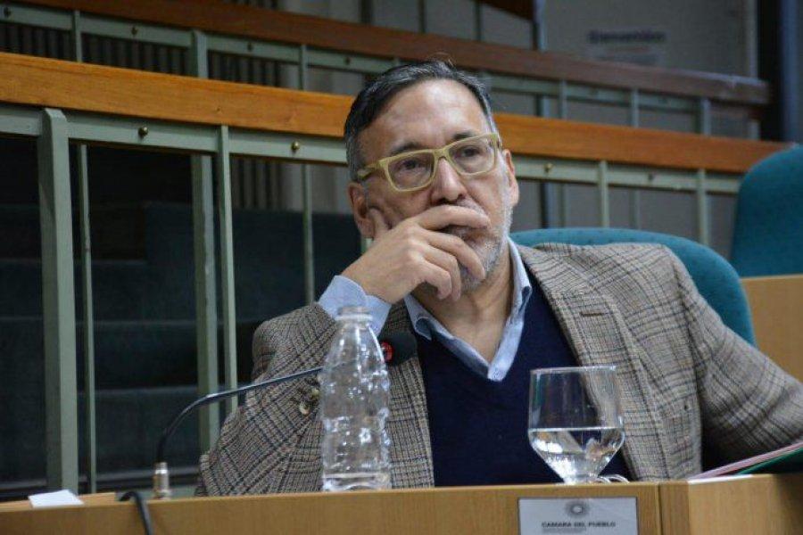 Murió el diputado de Santa Cruz Javier Pérez Gallart por COVID-19