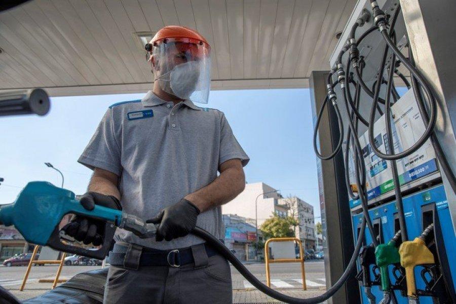 YPF aumentó un 7% el precio de los combustibles en Corrientes