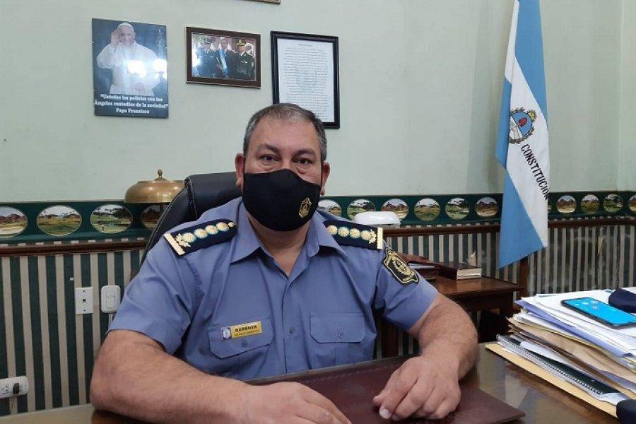 Coronavirus: Mejora la salud del Jefe de la Policía de Corrientes