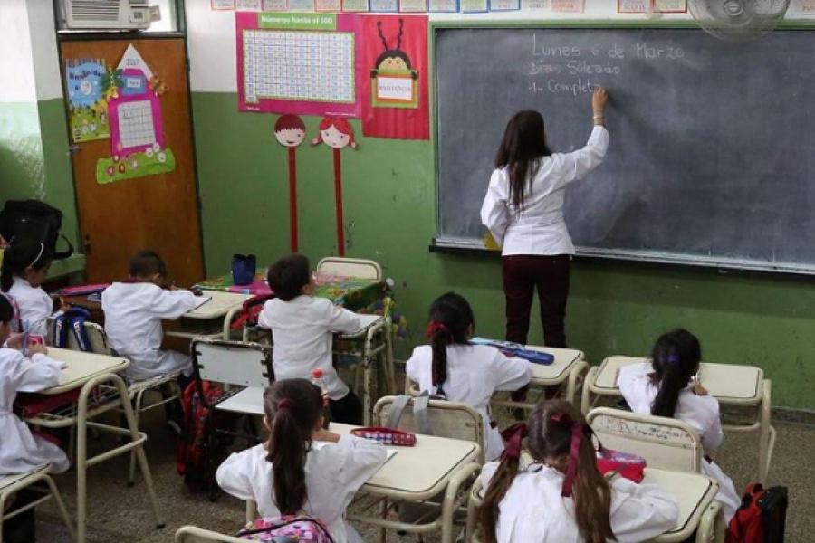 En Mercedes dos escuelas registran contagios de Covid-19