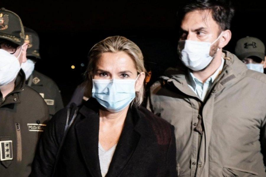 La detención de Añez y la intromisión de la OEA en Bolivia