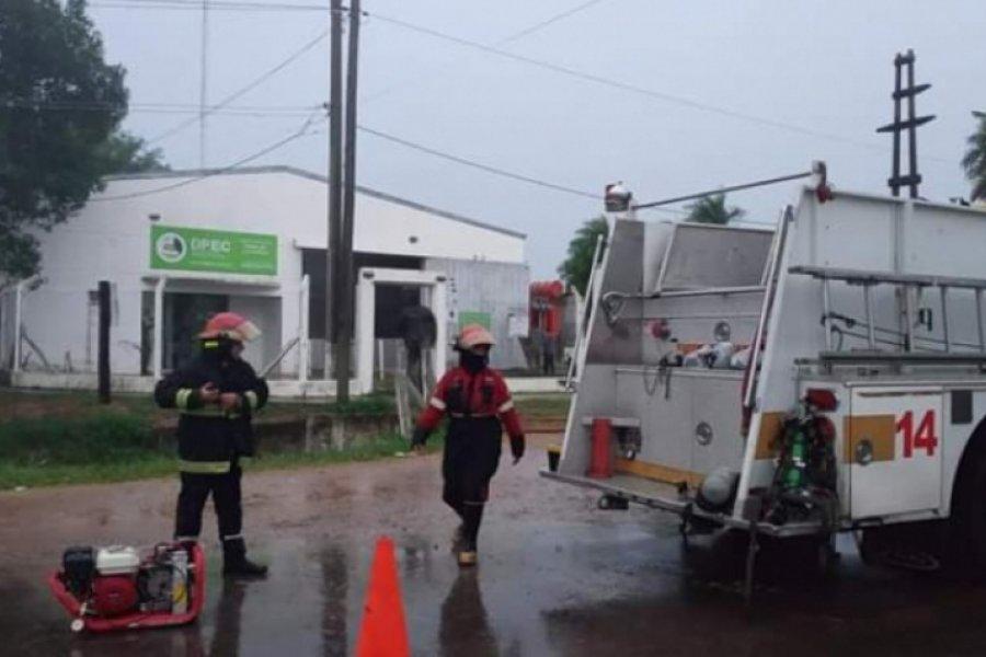 Explosión: Paso de la Patria y San Cosme continúan sin luz