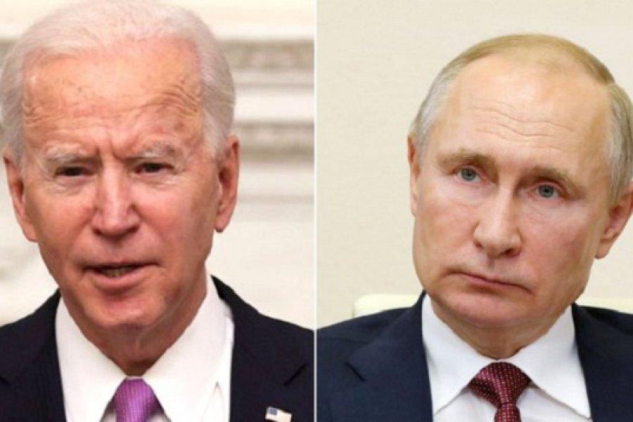 Biden calificó a Putin de asesino y dijo que pronto pagará el precio por sus actos