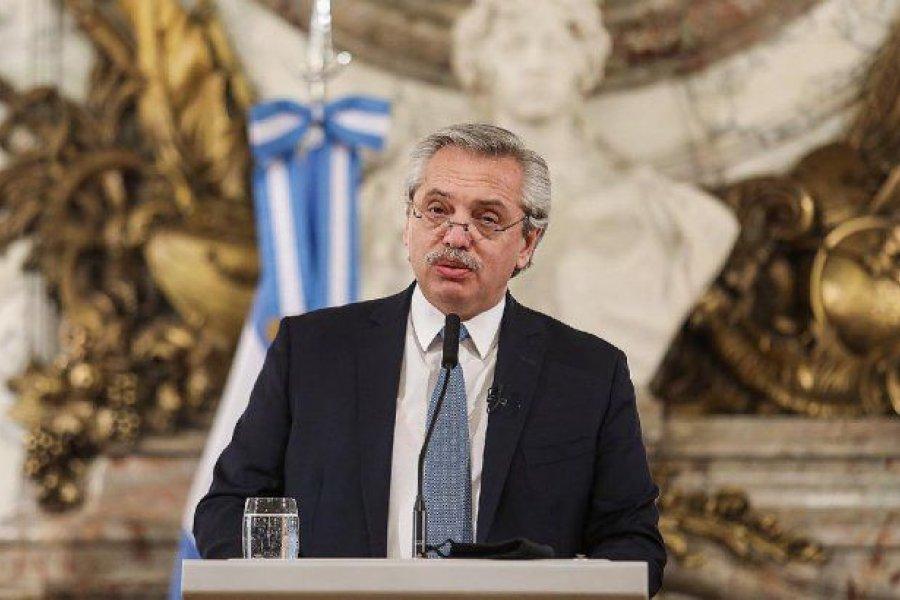 El Presidente convocó a gobernadores para analizar restricciones entre provincias