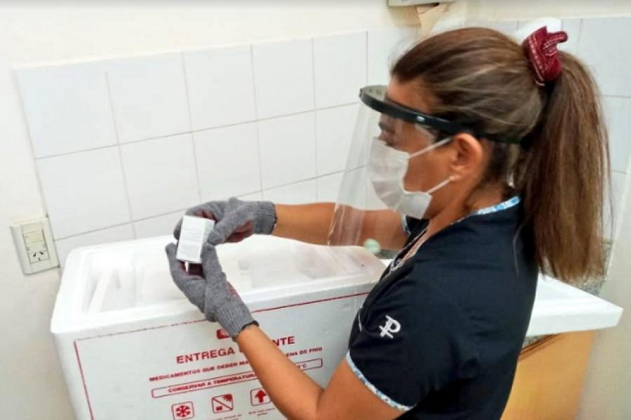 Cálculo oficial en Corrientes: En octubre de 2022 se terminará de vacunar