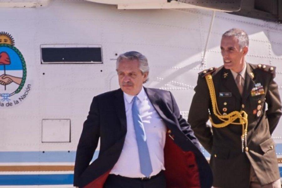 Corrientes en el foco presidencial por sus fronteras con Brasil
