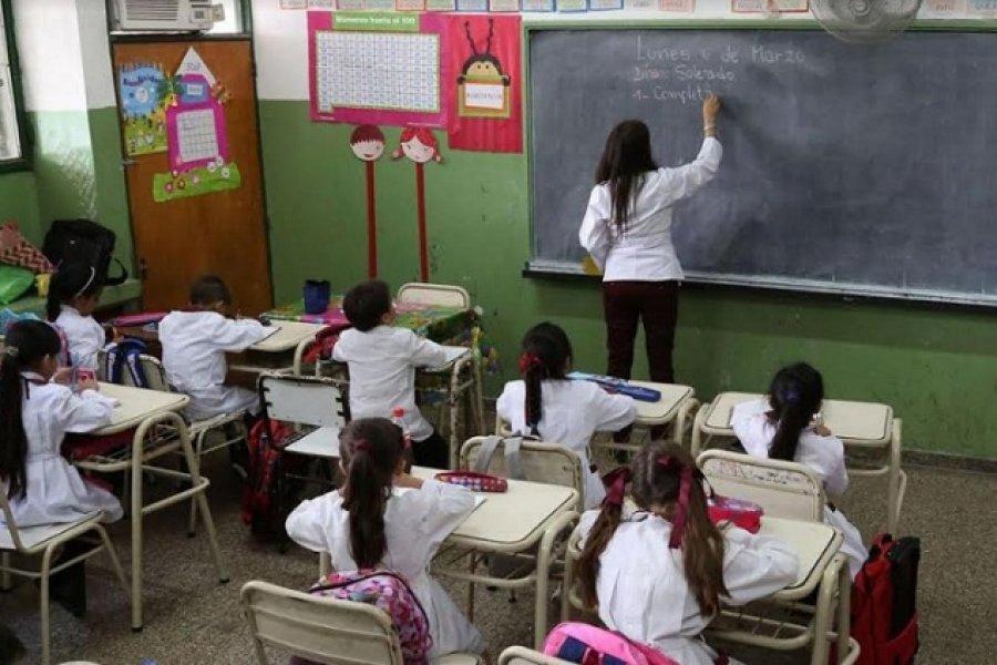 Dos escuelas en Corrientes Capital con positivos confirmados y aislamiento
