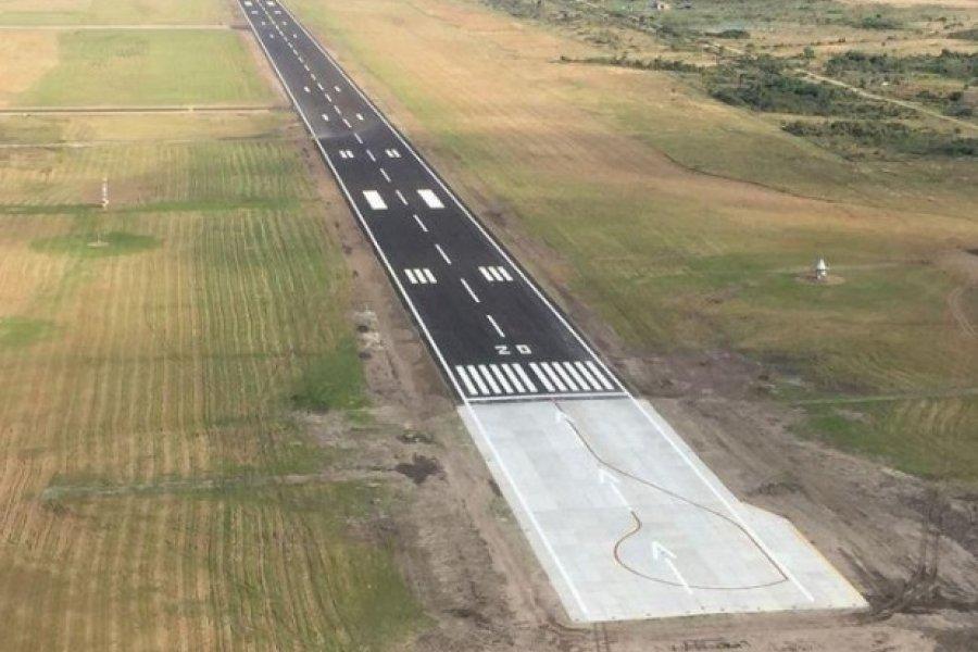 Otra millonaria contratación directa en el Aeropuerto local