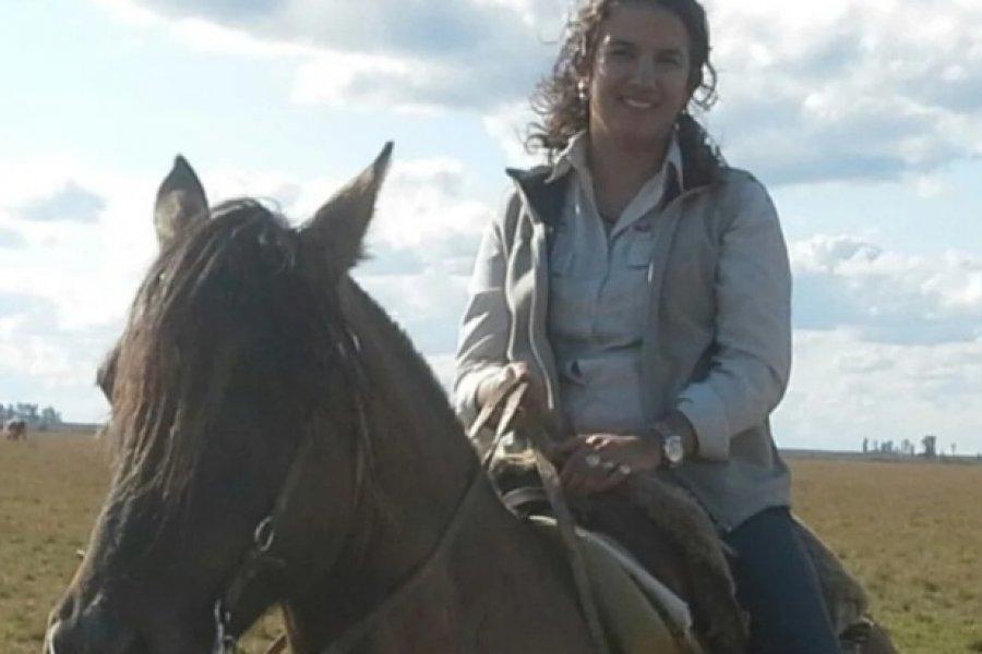 Con las buenas prácticas como bandera, una joven ingeniera crece a todo galope en Corrientes