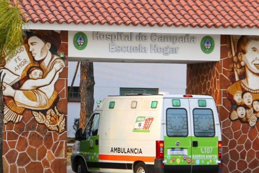 Hospital de Campaña: Médicos deben hacer guardia de un día para acceder a $15 mil