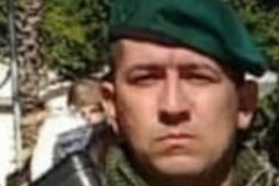 Profundo dolor por el fallecimiento de un efectivo de Infantería de la Policía