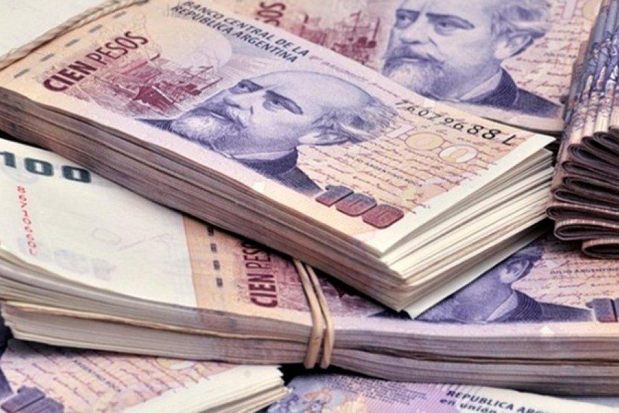 Sueldos: El jueves 25 comenzará el pago para los trabajadores estatales