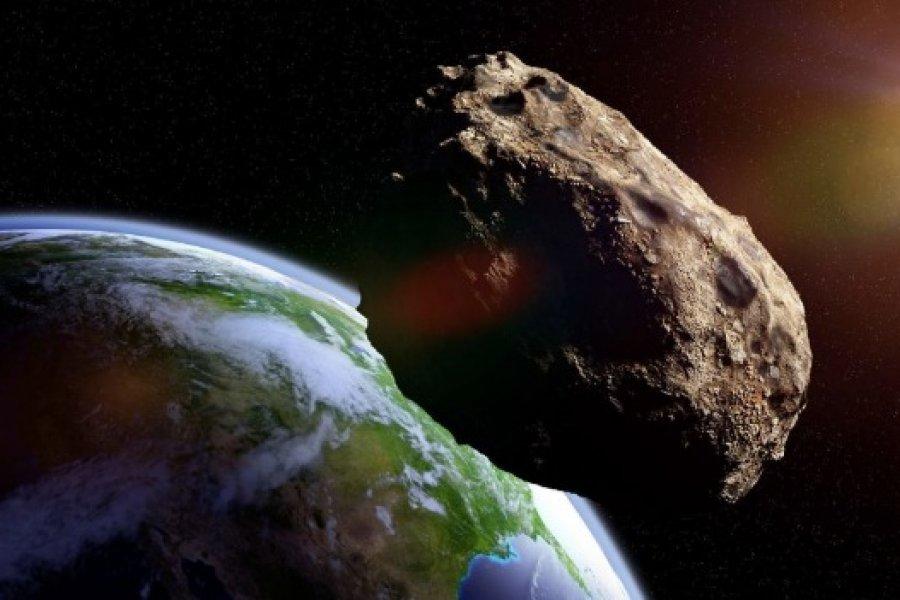 Alerta mundial por el gigante asteroide que pasará cerca de la Tierra